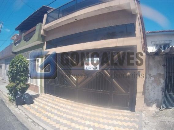 Venda Sobrado Sao Bernardo Do Campo Bairro Assunçao Ref: 661 - 1033-1-66112