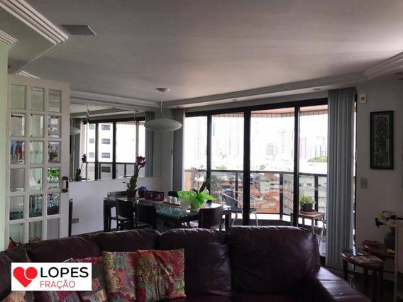 Belo Apartamento Do Coração Do Tatuapé - Ap2672