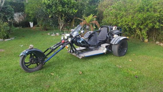 Triciclo Motor Vw G4 Flex E Caixa Sp2