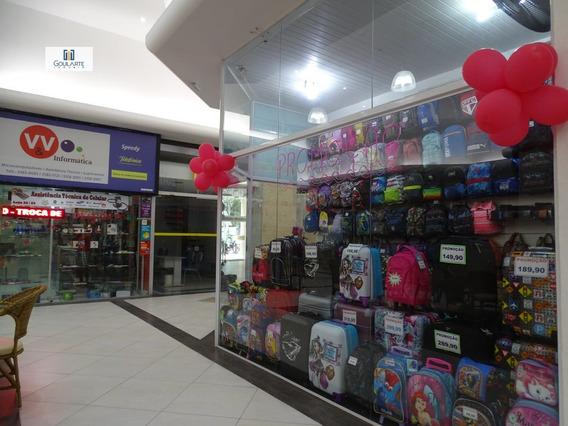 Sala Comercial A Venda No Bairro Pitangueiras Em Guarujá - - 2460-1