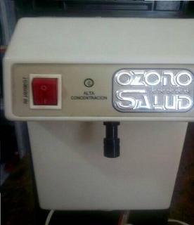 Filtro De Agua Ozono Salud