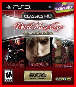 Devil May Cry Hd Collection Ps3 Psn Digital