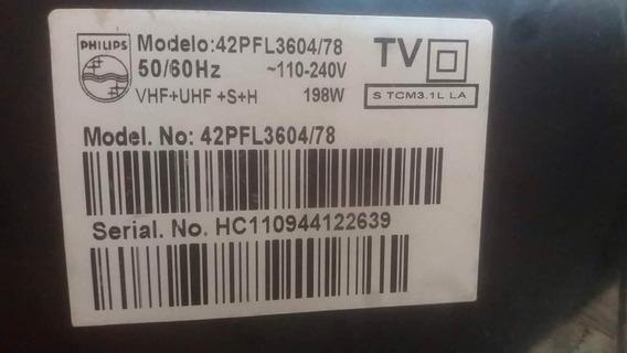 Tv 42 Tela E Peças A Retirar Placa Mãe Nao Funciona