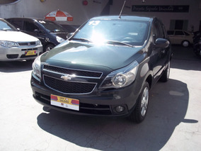 Chevrolet Agile 1.4 Ltz - Completo Air Bag +abs - Único Dono
