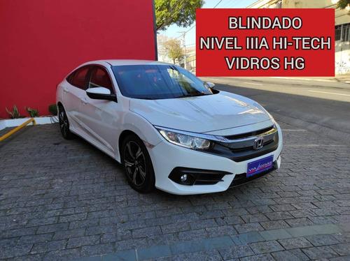 Imagem 1 de 14 de Honda Civic 2.0 16v Flexone Exl 4p Cvt