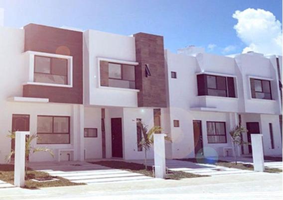 Casa En Venta 3 Rec Nuevo Playa Del Sol, Playa Del Carmen