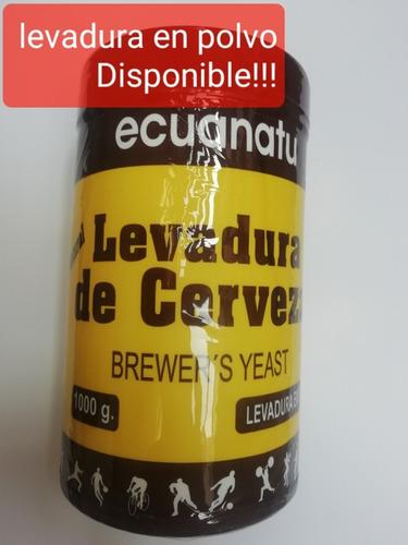 Levadura De Cerveza En Polvo 100%original