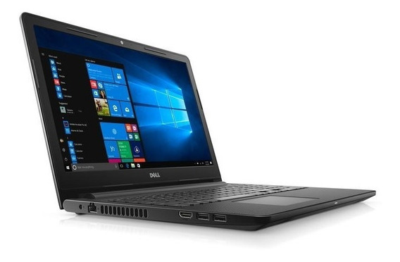 Laptop Dell Inspiron 15-3567 16 I3 4gb 1tb Win 10h Dvd