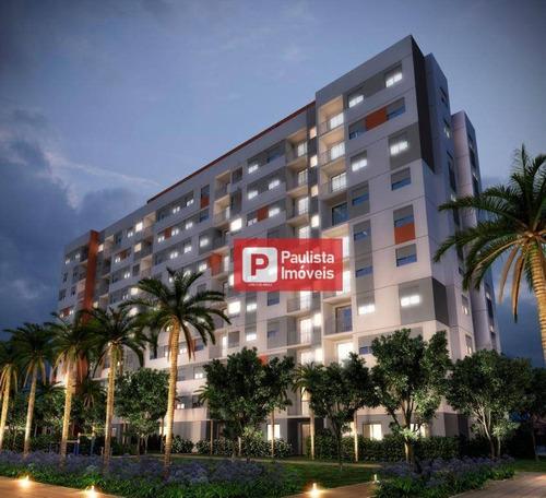 Apartamento À Venda, 58 M² Por R$ 488.000,00 - Santo Amaro - São Paulo/sp - Ap28733