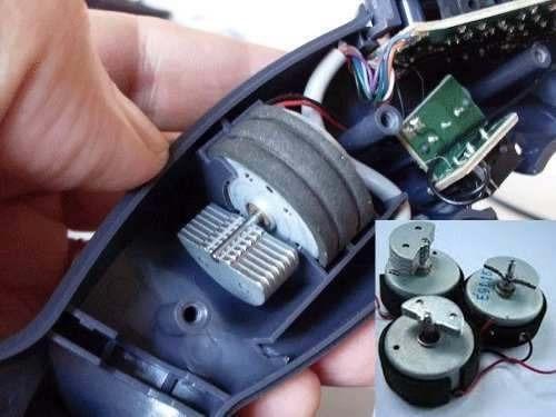 50 Motores Vibração Para Controle Ps2 Ps3 Xbox 360
