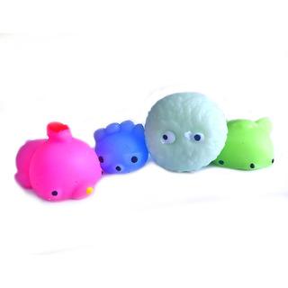 16 Squishy Kawaii Cotillon Toy Fiestaclub
