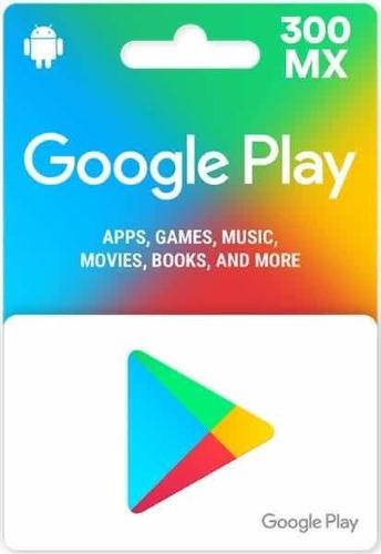 Imagen 1 de 1 de Tarjeta Google Play 360 Lee Bien La Descripción Y Pregunta.
