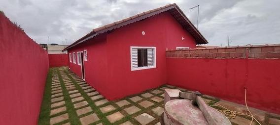 Casa Lado Praia Em Itanhaém 58 Mil De Entrada !