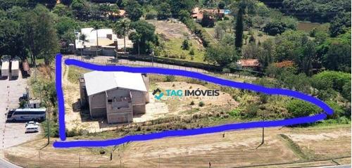 Imagem 1 de 8 de Área À Venda, 6517 M² Por R$ 4.000.000,00 - Chácaras Alpina - Valinhos/sp - Ar0017