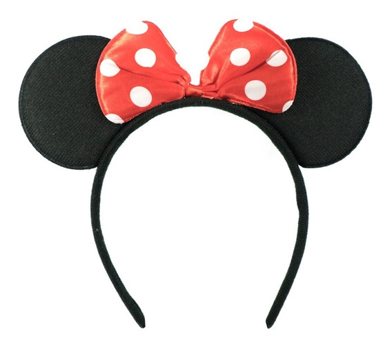 10 Diademas De Mimi Minnie Mouse Economicas Orejas Mickey