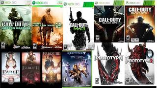 Juegos De Xbox 360, Super Combo,11 Juegos Originales
