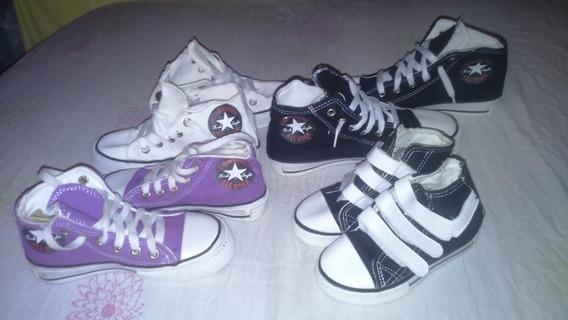 Zapatillas De Chico