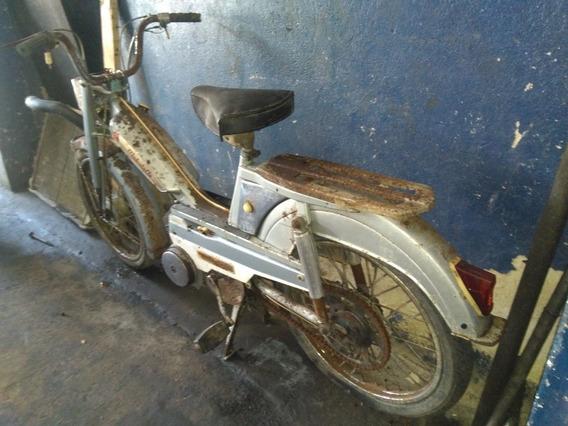 Caloi Mobilete 50cc Relíqu