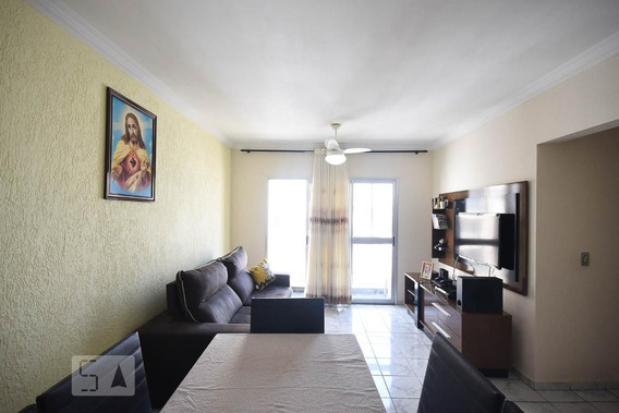 Apartamento No 8º Andar Com 2 Dormitórios E 2 Garagens - Id: 892972051 - 272051