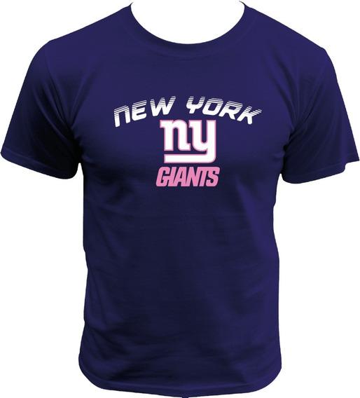 Playera De Nfl New York Giants