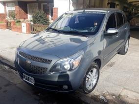 Chevrolet Agile Ltz 2012 Con Gnc!!!!