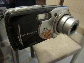 Câmera Mitsuca 2.4 Color Lcd Monitor 3.0x Optical Zoom