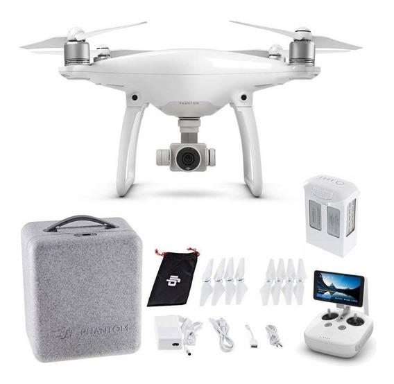 Drone Phantom 4 Advanced Plus 4k C/ Tela