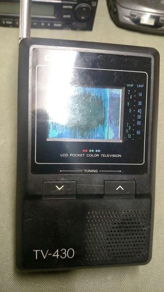Mini Tv Casio Tv-430 Leia Descriçao