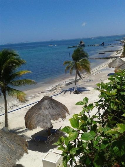 Condo En Renta En Cancún, All Ritmo, Carreterra Punta Sam C2506