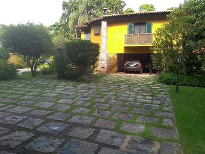 Casa Em Itacoatiara, Niterói/rj De 582m² 6 Quartos À Venda Por R$ 4.500.000,00 - Ca216919