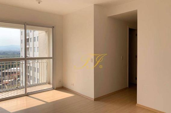 Apartamento Com 2 Dormitórios Para Alugar, 58 M² Por R$ 1.200,00/mês - Ponte Grande - Guarulhos/sp - Ap0156