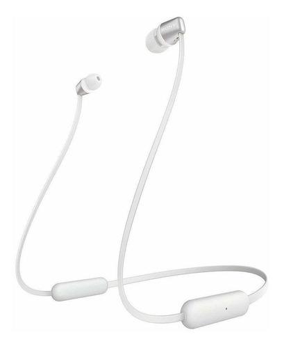 Imagen 1 de 2 de Audífonos in-ear inalámbricos Sony WI-C310 white