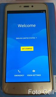 Motorola Moto C Plus Xt1726 8gb 8mp 4g Tela De Demosntração