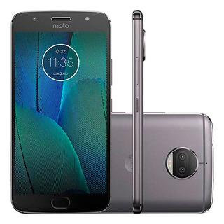 Motorola Moto G5s Plus 32gb - Platinum - Produto Usado!