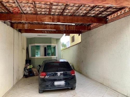 Imagem 1 de 5 de Casa Sobrado Em Vila Paranaguá  -  São Paulo - 1613