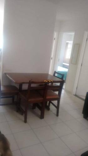 Imagem 1 de 7 de Apartamento Com 2 Dormitórios Para Alugar, 45 M² Por R$ 800/mês - Vila Sadokim - Guarulhos/sp - Ap0596