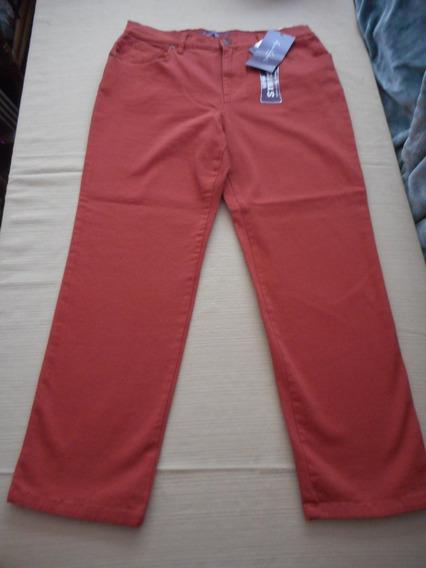 Pantalon Nuevo Marca Gloria Vanderbilt Talla 12 O 34mx