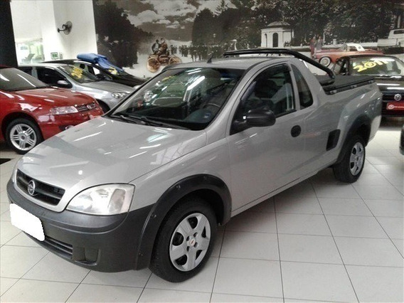 Chevrolet Montana 1.8 Prata 8v Gasolina 2p Manual 2004