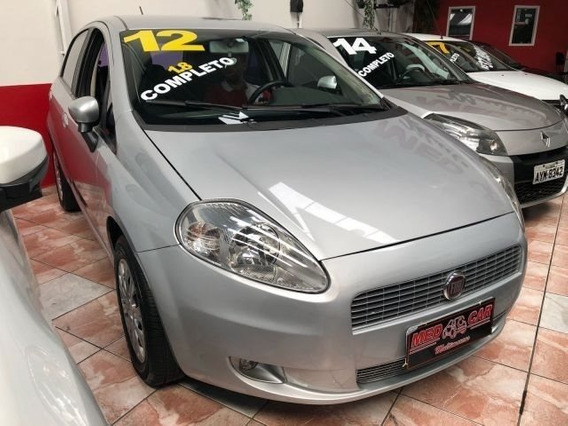 Fiat Punto 1.8 Essence 16v Flex 4p Manual