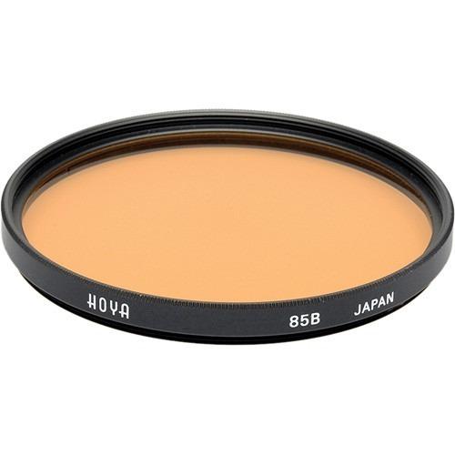 Filtro Colorido Hoya 85b 72mm - Produto Original