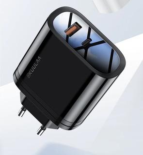 Carregador Rápido Kuulaa 36w Para iPhone E Android