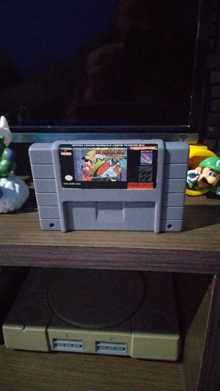 The Magical Quest Mickey Mouse Super Nintendo