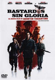Bastardos Sin Gloria Brad Pitt Pelicula Dvd
