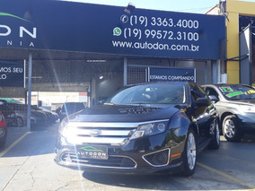 Ford Fusion 2.5 Sel Baixo Km Para O Ano