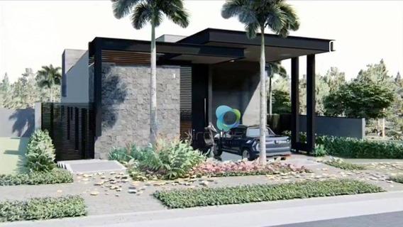 Casa Com 3 Dormitórios À Venda, 280 M² Por - Alphaville - Ribeirão Preto/sp - Ca1480