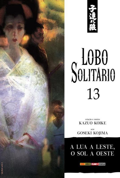 Lobo Solitario 13 - Panini