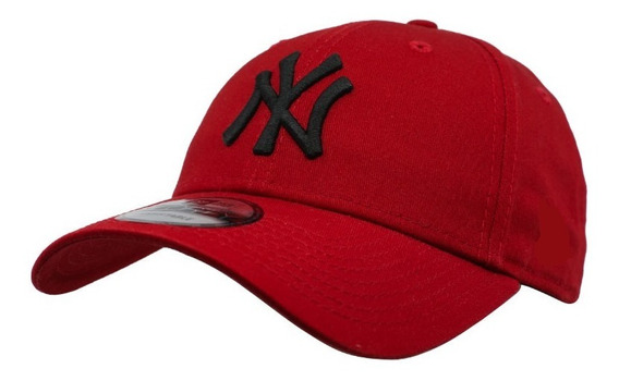 Gorras Ny New York Yankees Bordadas Ajustables