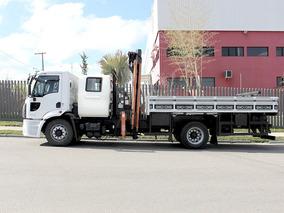 Cargo 1519 2013 Munck Argos 12000 Cabine E Carroceria
