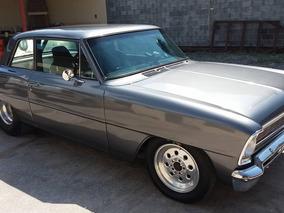 Vendo O Cambio Chevy Nova 11 1966 Cuarto De Milla 580 Hp