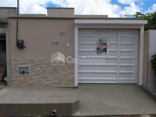 Imagem 1 de 20 de Casa Plana A Venda No Bairro Arianopoles Em Caucaia/ce - 394